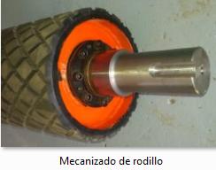 Mecanizado de Rodillo
