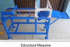 Estructura Maquina
